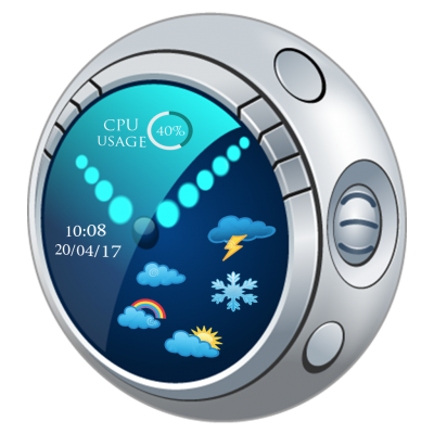 System Clock icon